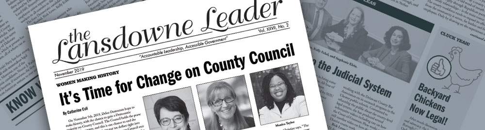 Lansdowne Leader November 2019